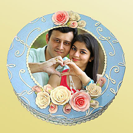 Photo Cake: Photo Cakes to Dehradun