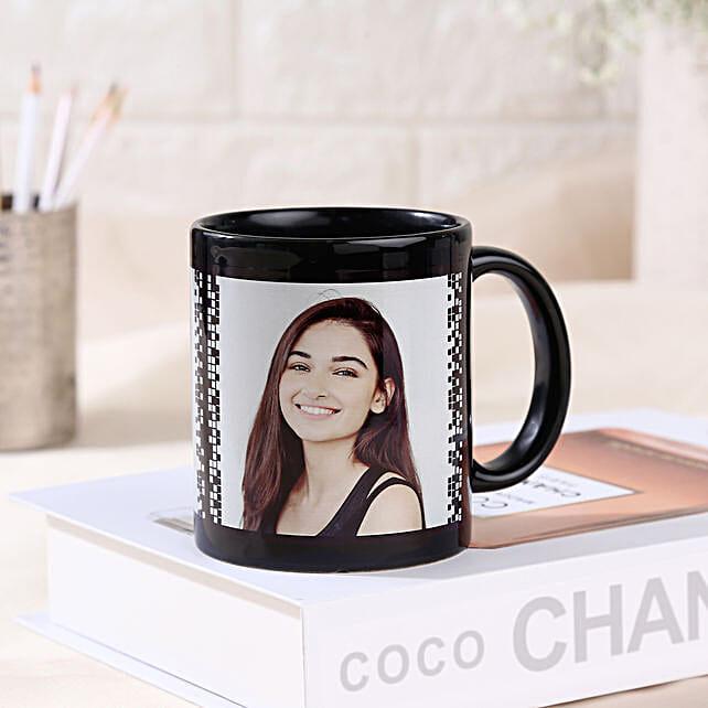 Photo Mug Personalized: Custom Photo Coffee Mugs