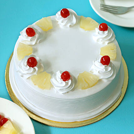 Pineapple Cake: Congratulations Gifts