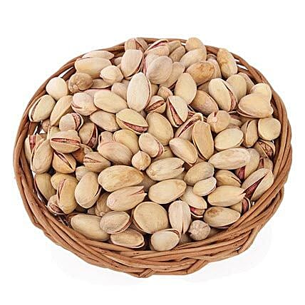Pistachios Basket: Tamil New Year Gifts