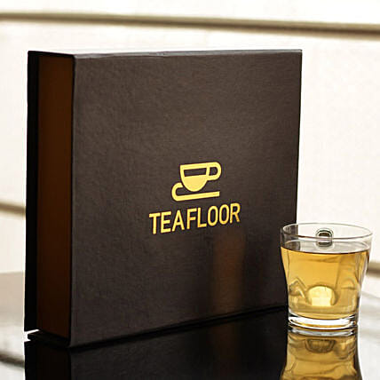 Platinum Tea Collection Gift Box: Send Fathers Day Gift Hampers