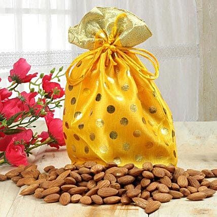 Potli Of Dry Fruits: All Gifts Karwa Chauth