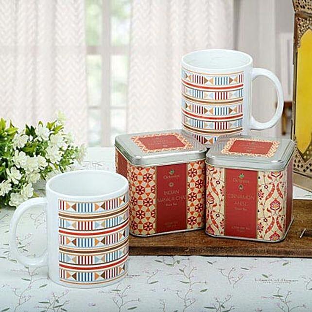 Premium Tea Hamper: Gift Hampers