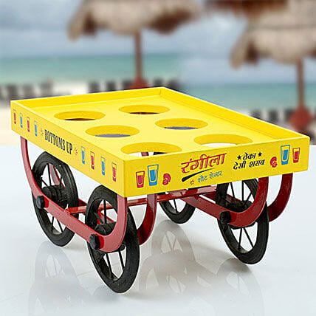Rangeela Shot Cart: Unique Gifts