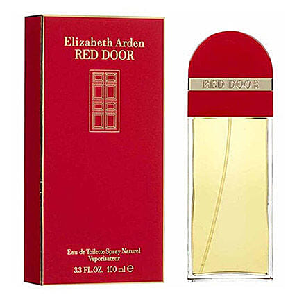 Red Door Womens EDT Spray: Perfumes for Friendship Day