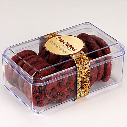 Red Velvet Cookie Box: Gift Ideas