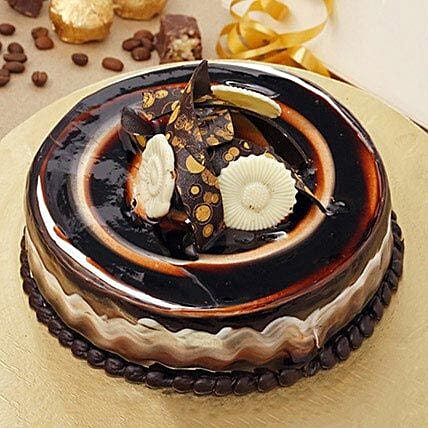 Refined Marble Cake: Hug Day Gifts