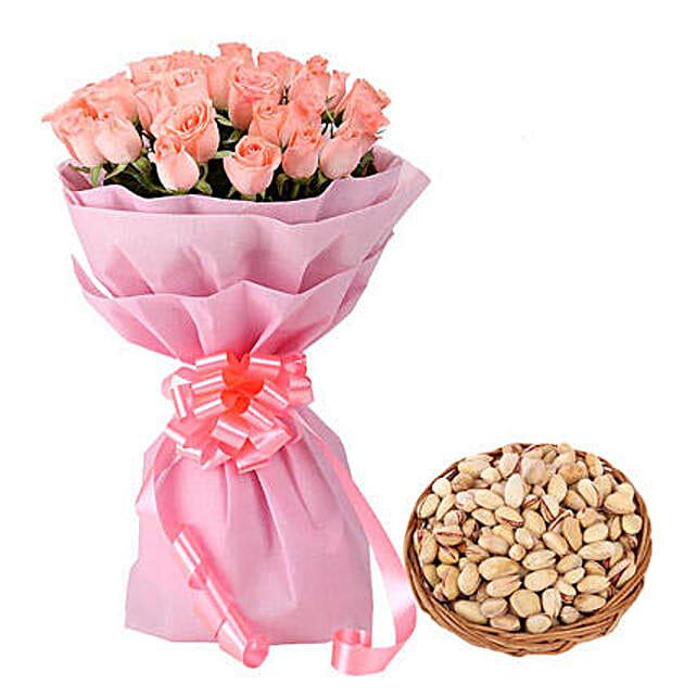 Rich Celebration: Premium Roses