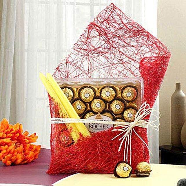 Rochery Classiness: Ferrero Rocher Chocolates