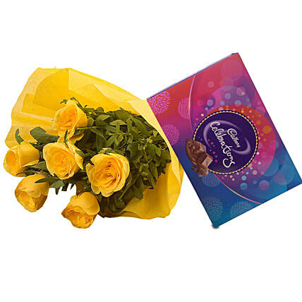 Roses N Celebrations: Cadbury Chocolates