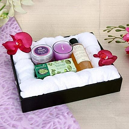 Royal Spa Experience: Send Thank You Gift Hampers