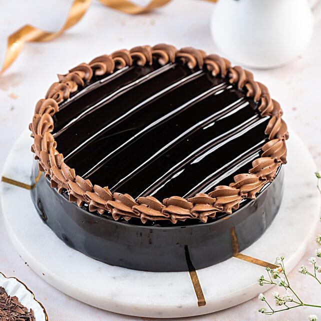 Royal Truffle Cake: Puthandu Gifts