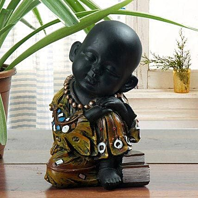 Sleeping Monk: Show Pieces