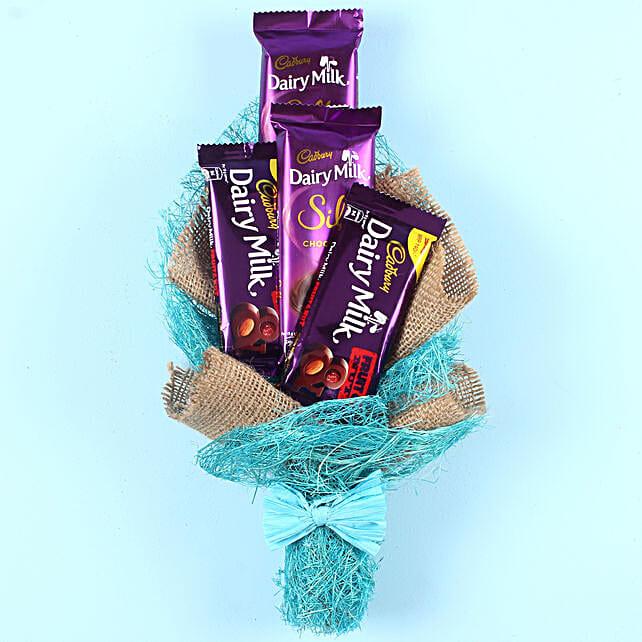 Special Cadbury Bouquet: Chocolate Bouquet