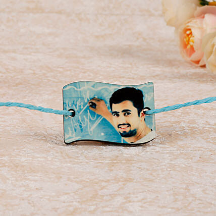Special Personalised Rakhi For Brother: Personalized Rakhi