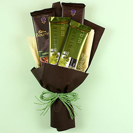 Special Temptations & Bournville Bouquet: Gifts for Chocolate Day
