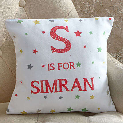 Starry Personalised Cushion: Cushions