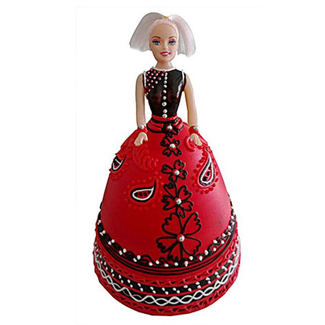 Strawberry Baby Doll Cake: Strawberry Cakes