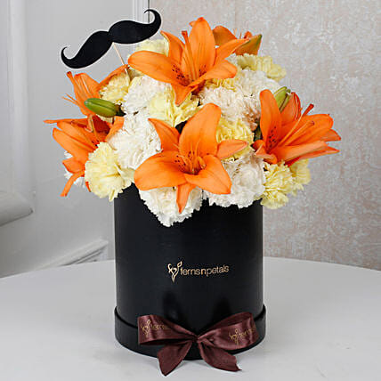 Sunny Floral Delight For Him Gifts Husband