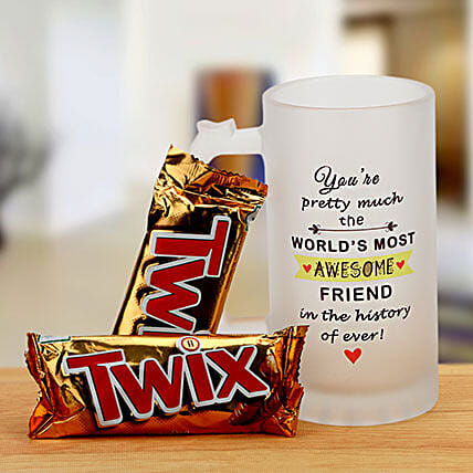 Sweet and Fancy: Send Friendship Day Chocolates
