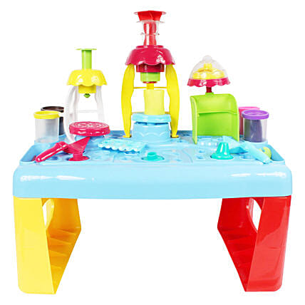 Sweet Shop Color Dough Play Set: Kids Toys & Games