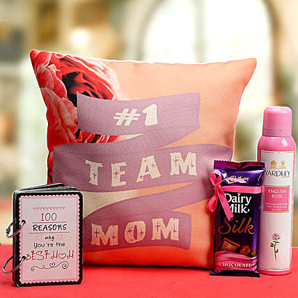 Team Mom Hamper: Perfumes to Mumbai