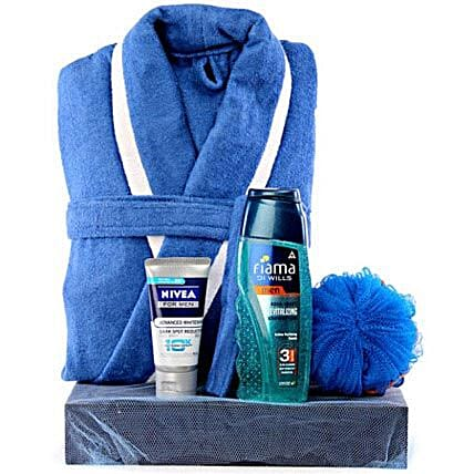 The Blue Man: Send Gift Hampers