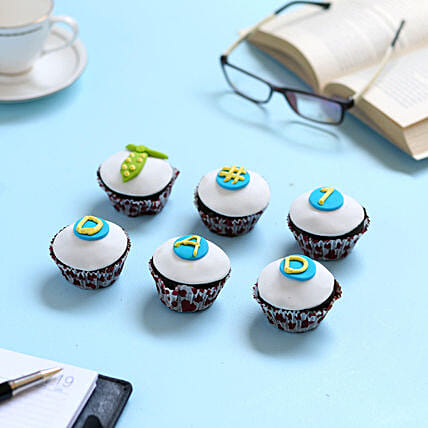 The DAD Cupcakes: Send Cup Cakes