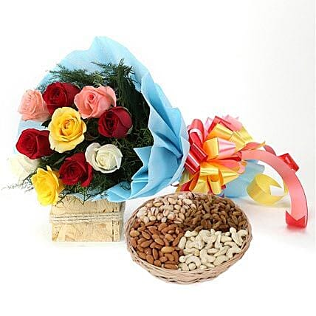Treat Me: Flower N Dry Fruit