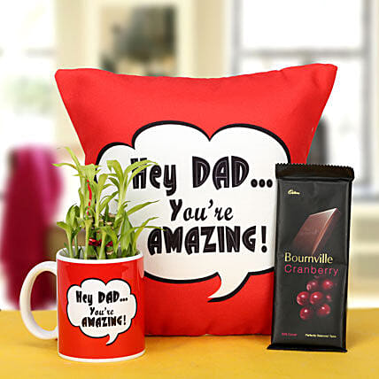 Amazing Luck For Dad: Gifts delivery in Shillong
