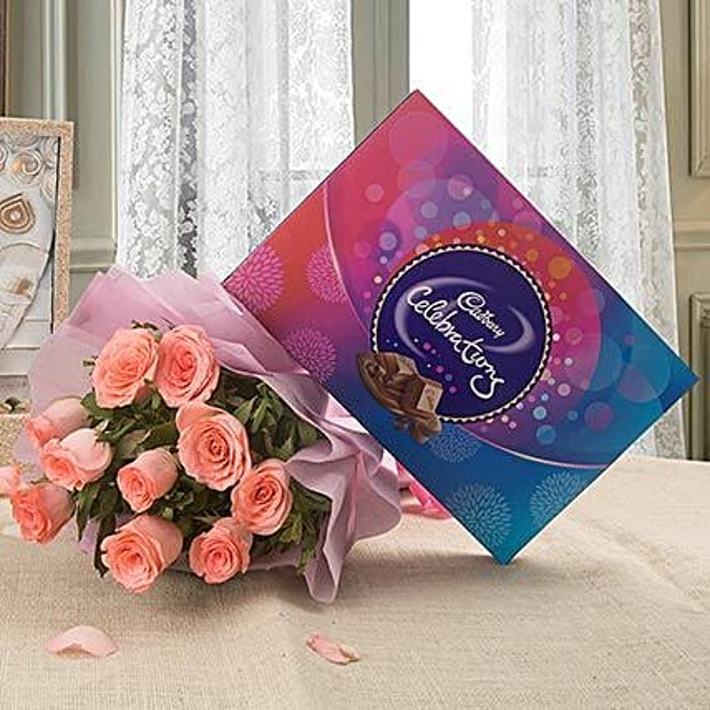 Celebration Combo: Rose Combos