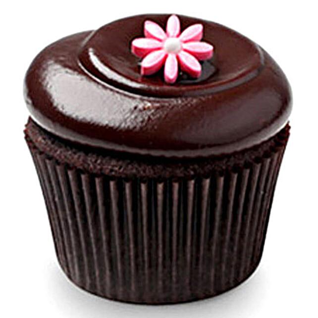 Chocolate Squared Cupcakes: Cupcakes