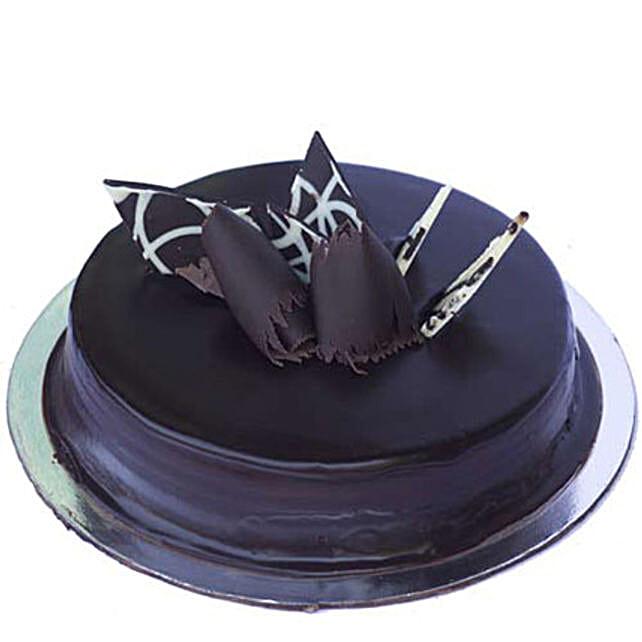 Chocolate Truffle Royale Cake: Gifts to Dhulian