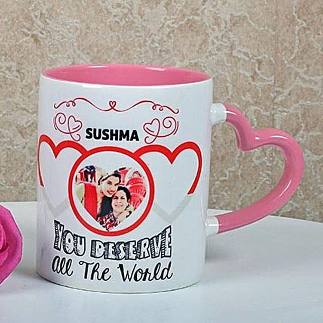 Full Of Love Personalized Mug: Gift Ideas