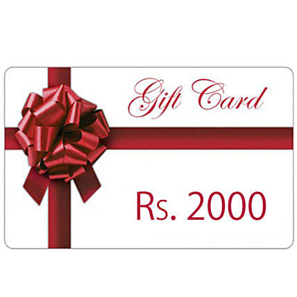Gift Card 2000: Send Gift Cards