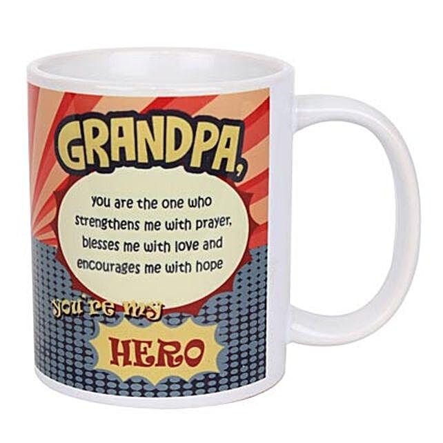 Grandpa Mug: Gifts for Grandparents