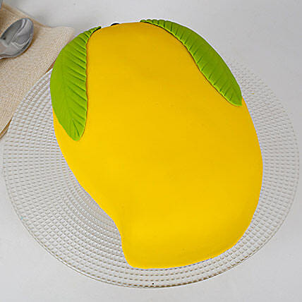 Mango Lovers Delight Cake: Mango Cakes to Mumbai
