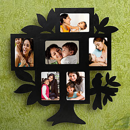 Nurturing Love Personalized Frame: Birthday Personalised Photo Frames