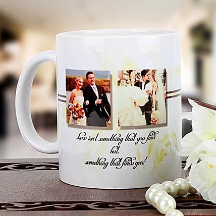 Personalized Celebration Of Love: Valentines Day Mugs