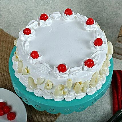 White Forest Cake: White Forest Cakes