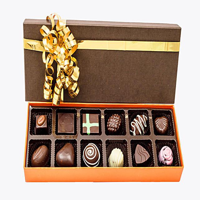 Assorted Chocolates 12: Handmade Chocolates