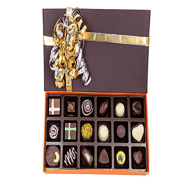 Assorted Chocolates 18: Homemade Chocolate Gifts