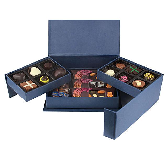 Mixed Assorted Chocolates: Handmade Chocolates