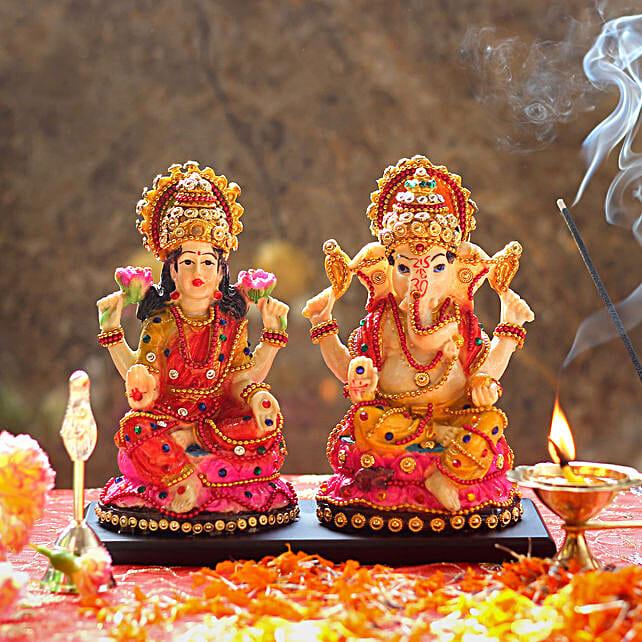 Lakshmi Ganesh Idol For Diwali: Laxmi Ganesh Gifts
