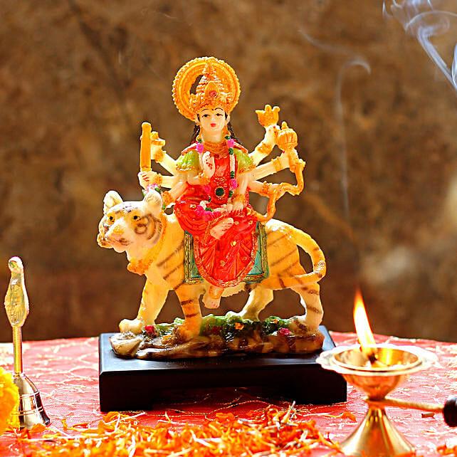 Beautiful Maa Durga Idol: Navratri Gifts