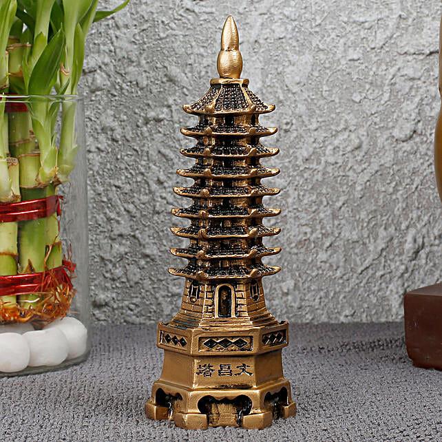 9 Level Feng Shui Pagoda: Diwali Unique Gifts