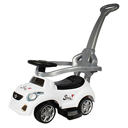 Slided Infant Stroller White: Toys and Games