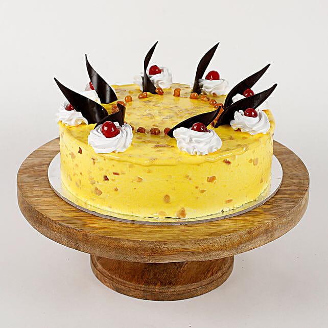 Choco Lavash Cherry Cake: Vanilla Cakes