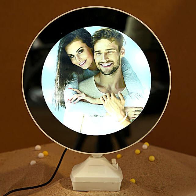 Personalised Magic LED Mirror: