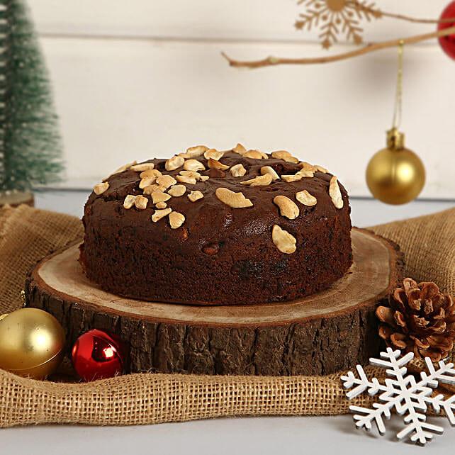 Plum Cake With Cashews: Buy Plum Cakes